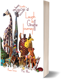 Laugh Giraffe Journey Cover